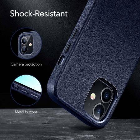 Carcasa ESR Metro Premium iPhone 12 Mini Blue1