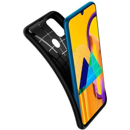 Husa Spigen Liquid Air Samsung Galaxy M21/M30s6