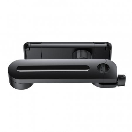 Suport auto Baseus tableta/telefon SULR-A01 montare tetiera 7-12.3 inch [6]