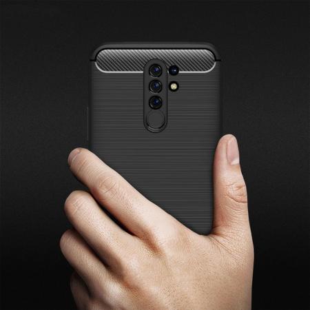 Husa Tech-Protect TPU carbon Xiaomi Redmi Note 9 [5]