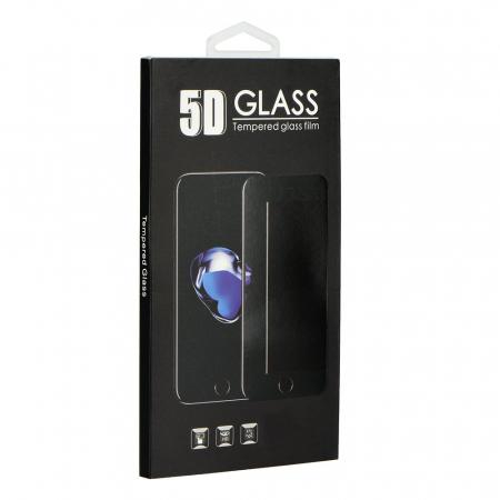 Folie 5D ful glue Huawei P10 alb [0]