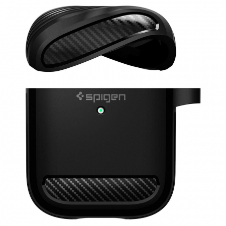 Husa Spigen Rugged Armor Apple Airpods7