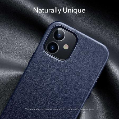 Carcasa ESR Metro Premium iPhone 12 Mini Blue2