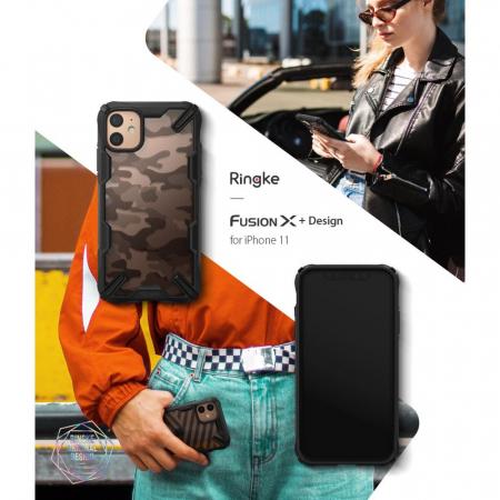 Husa Ringke Fusion X IPhone 11 camo [6]