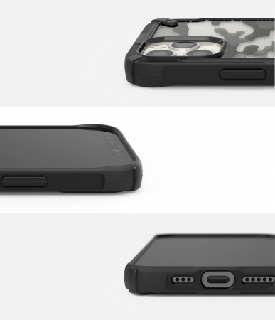 Husa Ringke Fusion X IPhone 12/12 Pro camo [7]