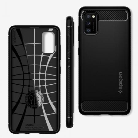 Husa Spigen Rugged Armor Samsung Galaxy A41 [7]