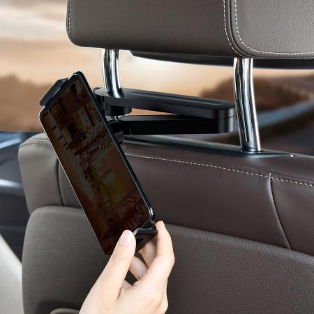 Suport auto Baseus tableta/telefon SULR-A01 montare tetiera 7-12.3 inch [7]