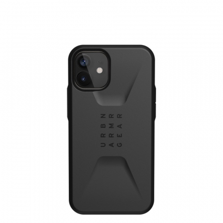 HUSA UAG CIVILIAN IPHONE 12 MINI BLACK0