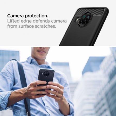 Husa Spigen Rugged Armor Xiaomi Mi 10T Lite [1]