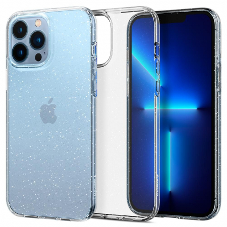 Husa Spigen Liquid Crystal IPhone 13 Pro Glitter [7]