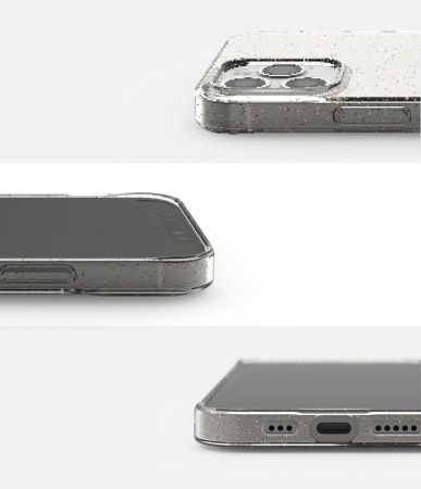 Husa Ringke Air IPhone 12/12 Pro glitter8