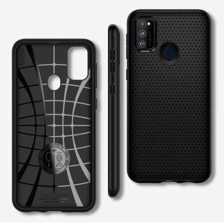 Husa Spigen Liquid Air Samsung Galaxy M21/M30s1