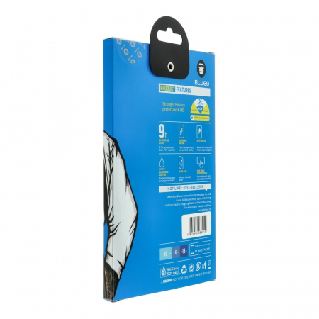 Folie 5D Mr. Monkey Glass IPhone  XS Max/11 Pro Max Privacy [1]