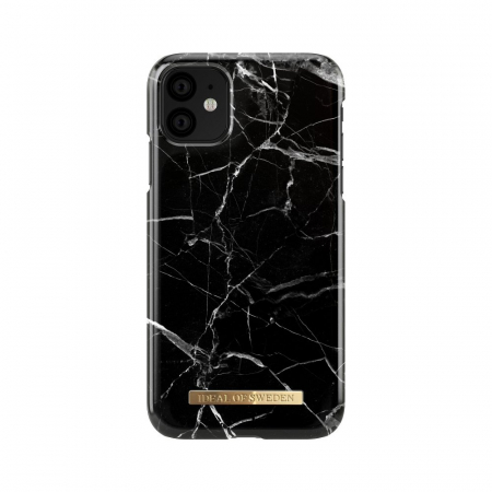 Husa Ideal Of Sweden IPhone 11 Black Marble [0]