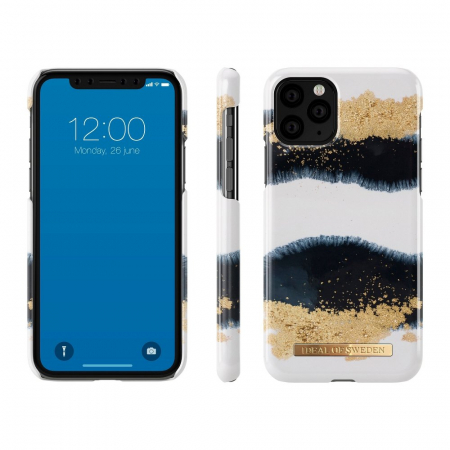 Husa Ideal Of Sweden IPhone 11 Pro Gleaming Licorice [1]