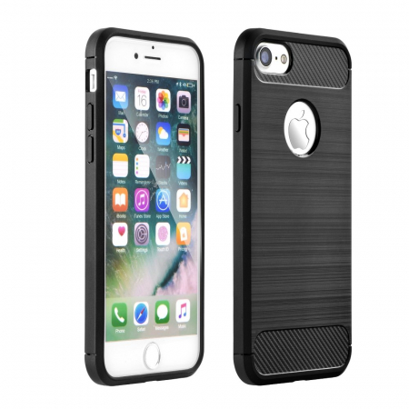 Husa Forcell carbon IPhone 7/8/SE 2020 [1]