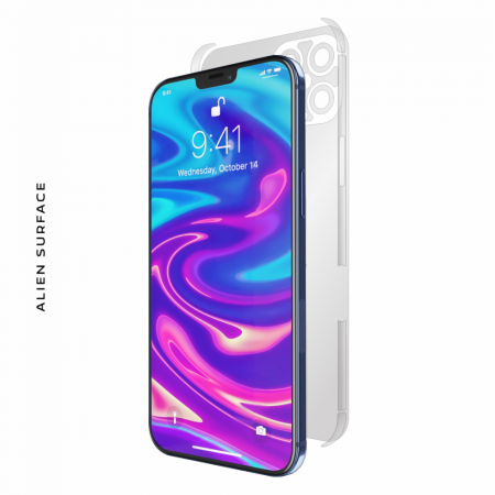 Folie Alien Surface IPhone 12 Pro Max [0]