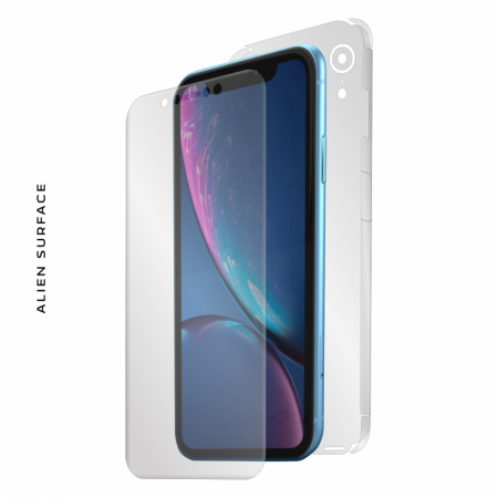 Folie Alien Surface Iphone XR full body3