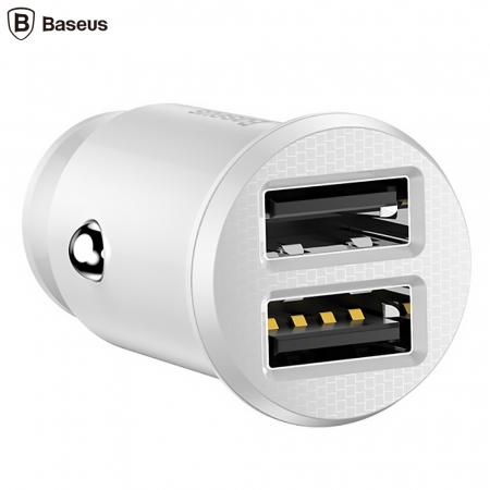 Incarcator auto Baseus Grain  USB 5V 3.1A  CCALL-ML02 [1]