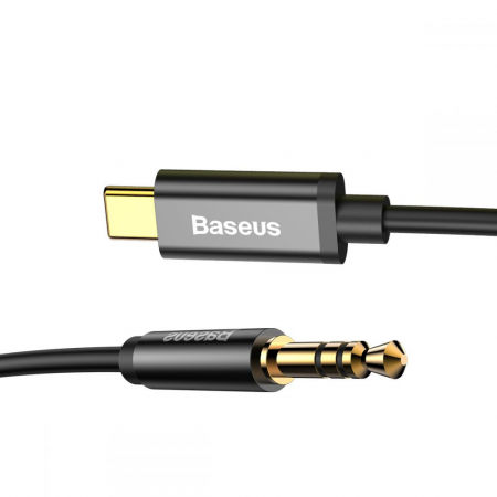 CABLU BASEUS TYPE C TO JACK M01 1.2M CAM01-012