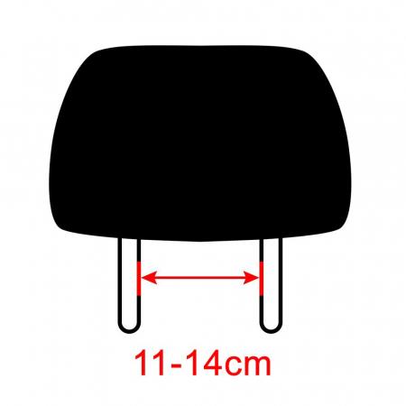 Suport Auto Baseus, Back Seat, Prindere la Tetiera SUHZ-019