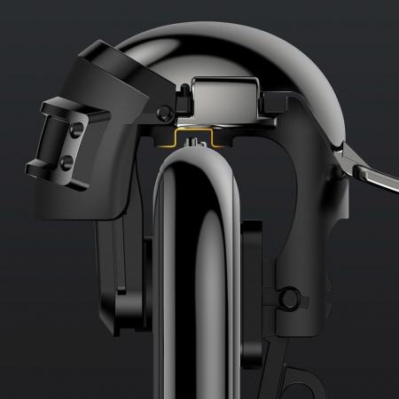 Grip-uri Baseus Level 3 Helmet PUBG Extra Buttons Camouflage blue (GMGA03-A03)7