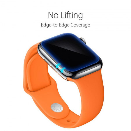 Folie Ochronna Spigen Neo Flex Hd Apple Watch 4 (44MM)4