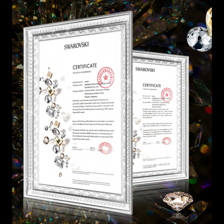 Husa Kingxbar Wish Swarovski crystals Samsung Galaxy S20 Ultra black1