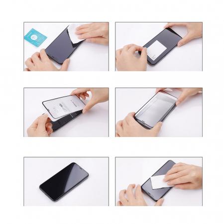 Folie sticla Nillkin CP+ Max 3D Samsung Galaxy S20 Plus6
