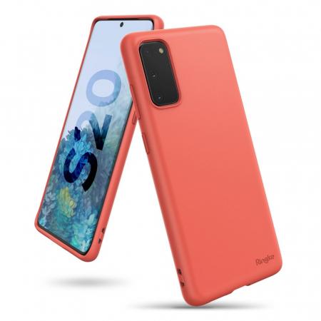 Husa Ringke Air S Samsung Galaxy S20 coral0