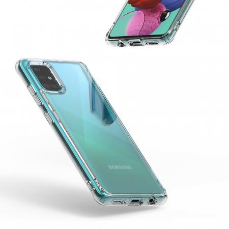 Husa Ringke Fusion Samsung Galaxy A51 [2]