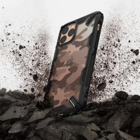 Husa Ringke Fusion X IPhone 11 Pro camo [4]