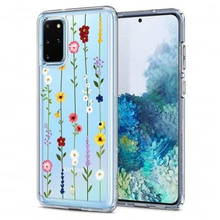 'Husa Spigen Ciel Samsung Galaxy S20 Plus Flower Garden' [0]