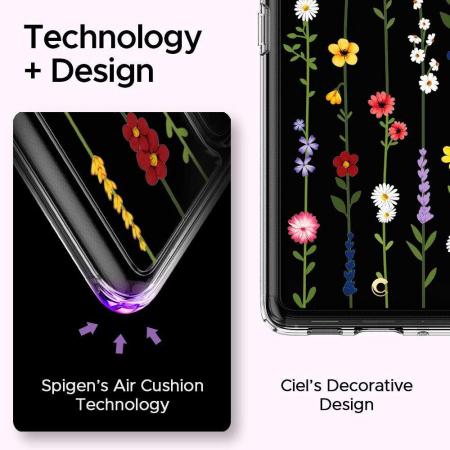 'Husa Spigen Ciel Samsung Galaxy S20 Plus Flower Garden' [2]