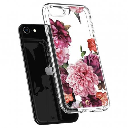 Husa Spigen Ciel IPhone 7/8/SE 2020 Rose Floral [2]