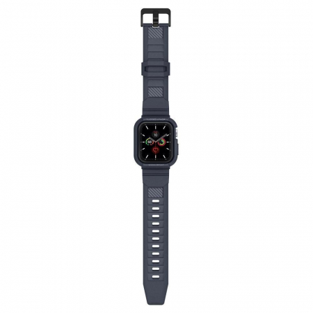 CUREA SPIGEN RUGGED ARMOR PRO APPLE WATCH 44MM CHARCOAL GREY7