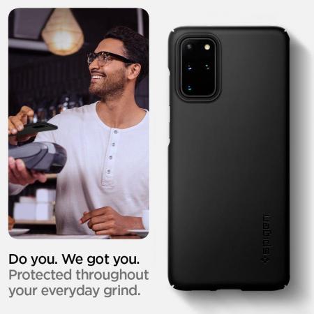 Husa Spigen Thin Fit Samsung Galaxy S20 Plus [8]