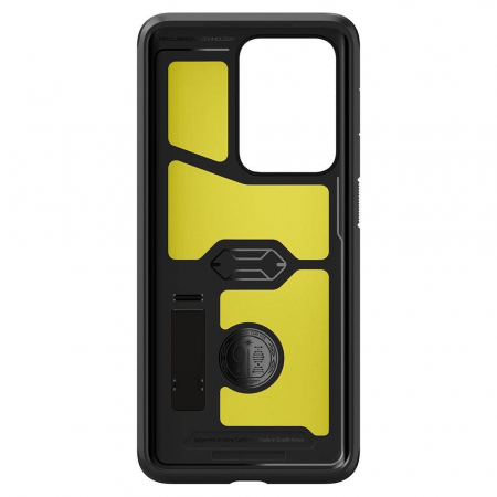 Carcasa Spigen Tough Armor Samsung Galaxy S20 Ultra Black2