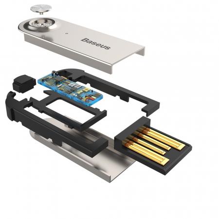 Adaptor Baseus BA01 audio wireless bluetooth 5.0 Aux [3]