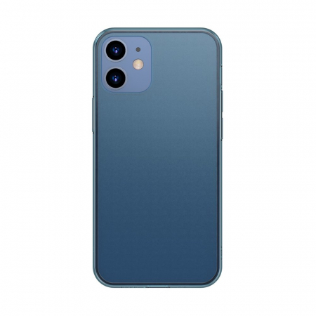 Husa Baseus sticl mata IPhone 12 Mini [0]