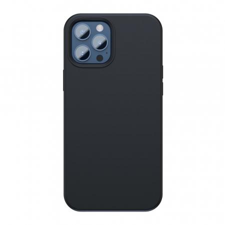Husa Baseus Liquid Silica Gel Protective iPhone 12 Pro Max [0]