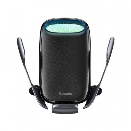 Incarcator/suport auto universal Baseus Milky Way QI wireless [5]