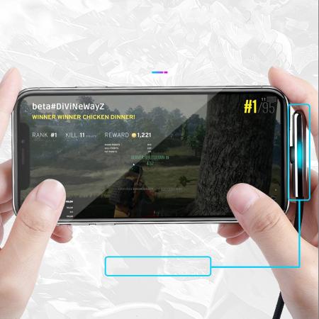 Cablu de date si incarcare Lightning  Baseus Mobile Game  1.5A, 2M CAL7C-B015