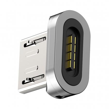 Adaptor Magnetic Micro Usb Baseus Zinc2