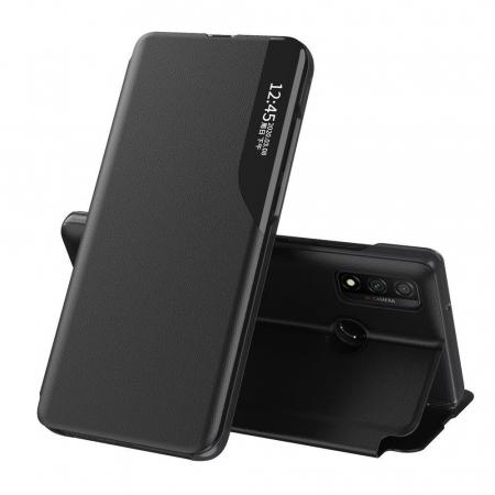 Husa Eco Leather View Case Huawei P40 Lite E [0]