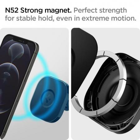 Suport auto Spigen ITS35 OneTap Magnetic compatibil MagSafe [14]