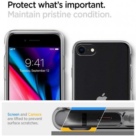 Husa Spigen Liquid Crystal IPhone 7/8/SE 2020 [2]