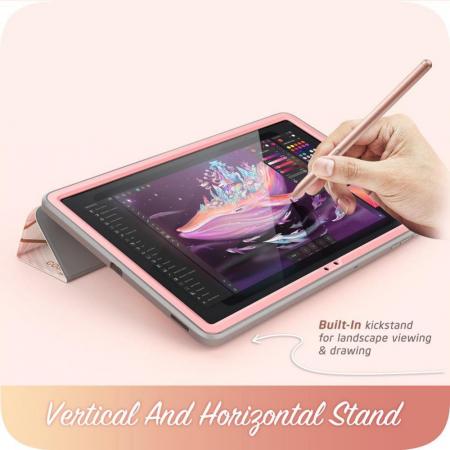 Husa Supcase Cosmo Samsung Galaxy Tab S7 FE Marble 12.4 inch [2]