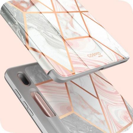 Husa Supcase Cosmo Samsung Galaxy Tab S7 FE Marble 12.4 inch [6]