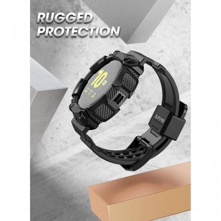 Husa si curea Supcase Unicorn Beetle Pro Samsung Galaxy Watch Active 2 44mm [1]